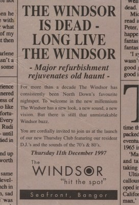 windsor bars 1997