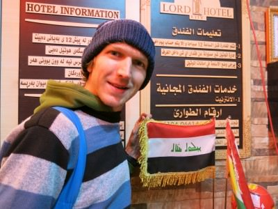 My guide to backpacking in the Kurdistan region of Iraq.