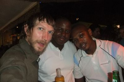 Partying in Botswana's kick ass capital - Gaborone