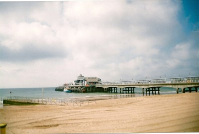 Good old Bournemouth on the south coast of England.