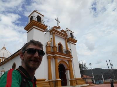 Iglesia de Guadeloupe, San Cristobal, Mexico