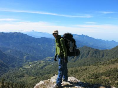 Backpacking in Guatemala this week but still I reply to my emails.