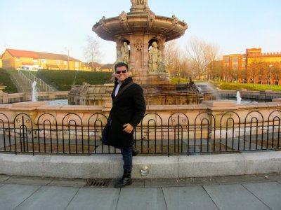 Europe 2012, the year of travel for Raphael