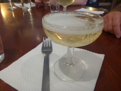 Catalonian Cava (Champagne) Breakfast!