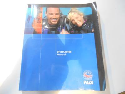 The PADI Diver's Manual - the Handbook.