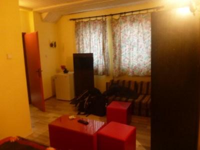 My room at Mimi Apartments.