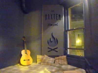 The Baxter Hostel, Edinburgh, Scotland.
