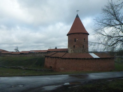 Kaunas Castle.