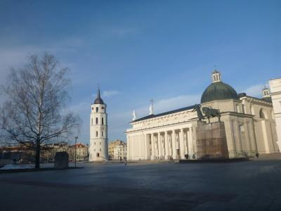 Vilnius, Lithuania.
