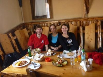 Lunch in Peperoni