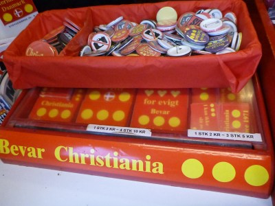 Christiania Souvenirs