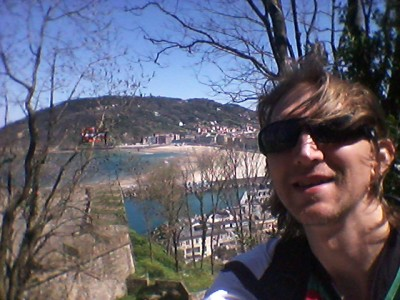 Backpacking in San Sebastian