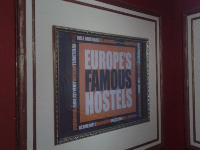 Cat's Hostel - one of Europe's Famous Hostels