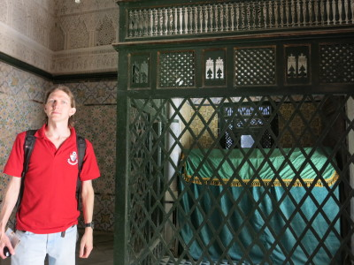 Mausoleum of Sidi Abid