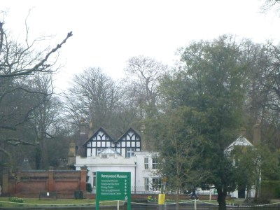 The Honeywood Museum in Carshalton, England