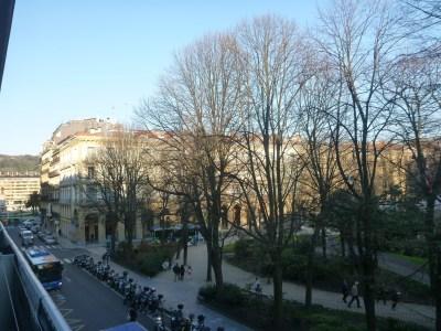 Great location on Gipuzkoa Square