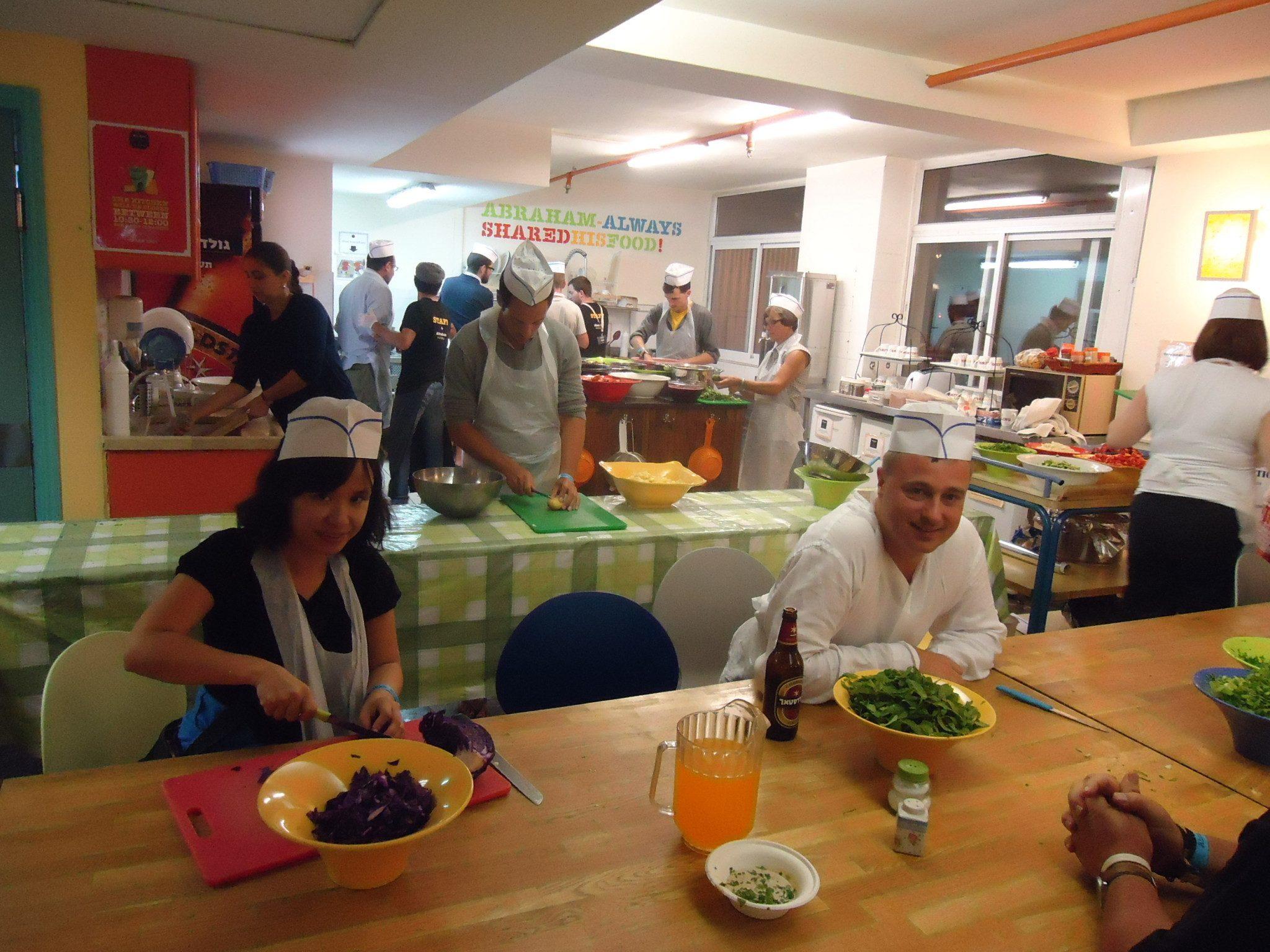 shabbat dinner in jerusalem israel
