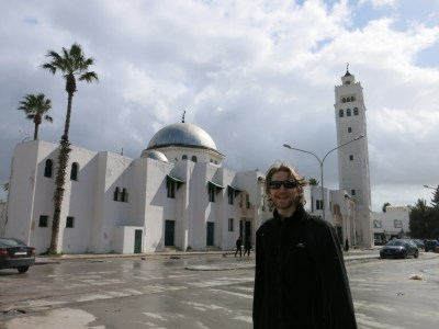 Olympic City Mosque by day