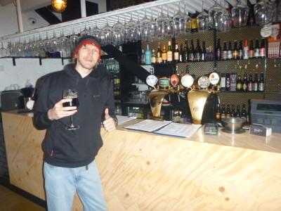 Pudel real ale and beer bar, Tallinn, Estonia