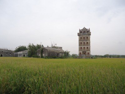 Zili Village is in remote countryside