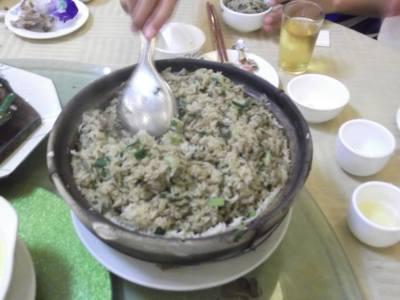 Eel Fried Rice