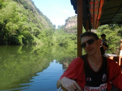 A slow boat through China in Guangdong Province