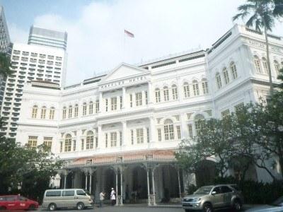 Raffles Hotel, 2015