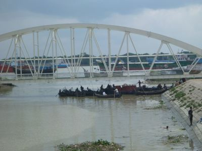 River in Chittagong