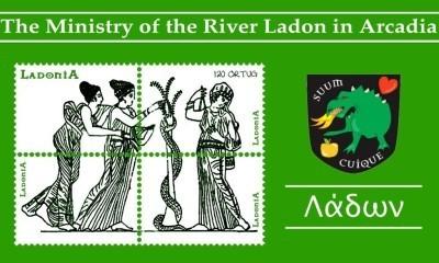 Ladonian Stamps