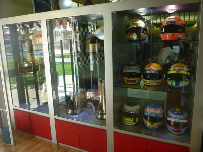 Touring the Formula One Circuit in Bahrain