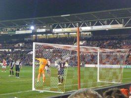 Daniel Lafferty playing for Rotherham United.