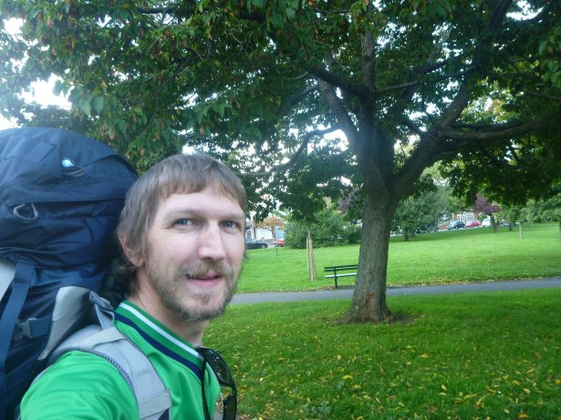 Backpacking in the Lagoan Isles, Baffin's Pond, Portsmouth
