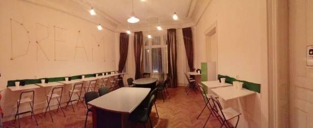 Pura Vida Hub in Bucharest