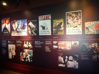 The Titanic tragedy has influenced films and theatre for over 100 years.
