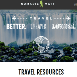 Superstar Blogging: The Expert Travel Blogging Guide from Nomadic Matt