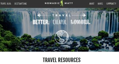Superstar Blogging: The Expert Travel Blogging Guide from Nomadic Matt
