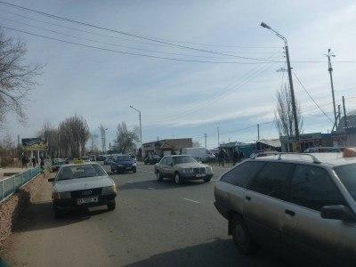 Downtown Cholpon Ata