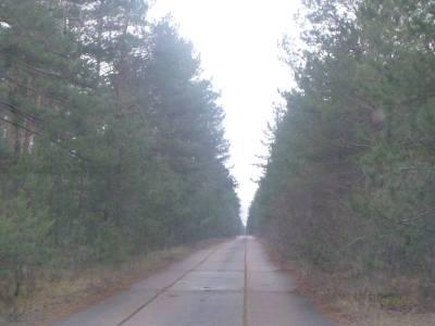 The road to the secret Duga Radar System