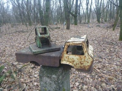 Backpacking in Ukraine: Chernobyl Exclusion Zone Tour Part 5 – Backpacking in Kopachi