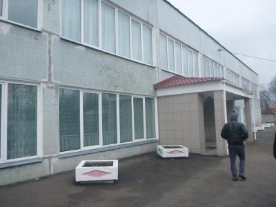 Hard Rock Cafe, Chernobyl