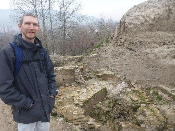 Backpacking in Tajikistan: Touring Hissar Fort