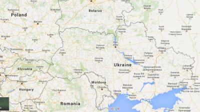 Ukraine Borders