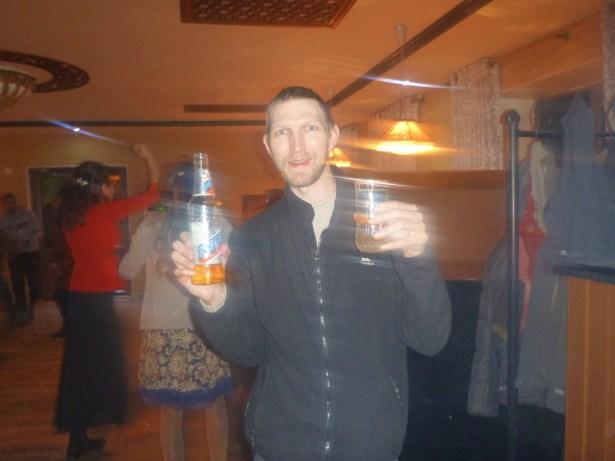 A night on the rip in Varka Bar, Khorog