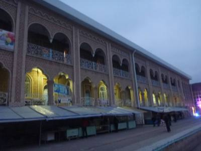 Termiz Bazaar