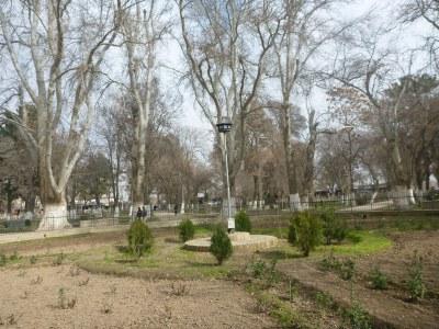 Central Park in Balkh