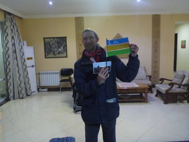 Backpacking in Karakalpakstan: My Night at the Jipek Joli Hotel in Nukus