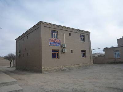 Backpacking in Uzbekistan: My Stay at the Lovely Hotel Xiva Atabek in Khiva