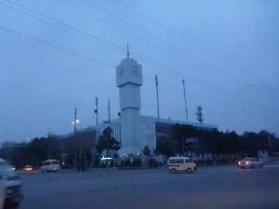 Downtown Termiz, Uzbekistan
