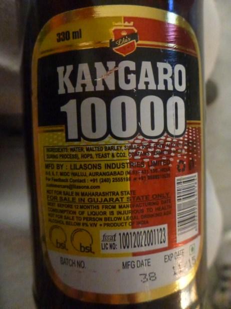 Kangaro 10,000 Gujarati Beer!