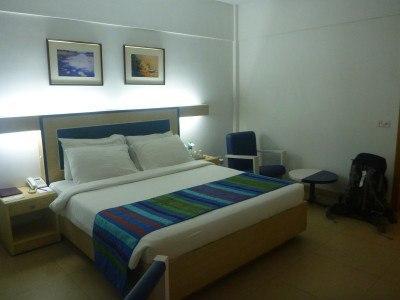 My stay at the Peerless Sarovar Portico Resort